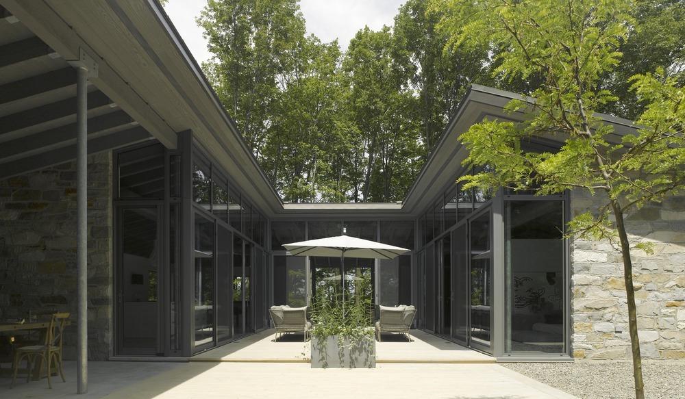 Casa Bromont_Arquitectura_Canadá1