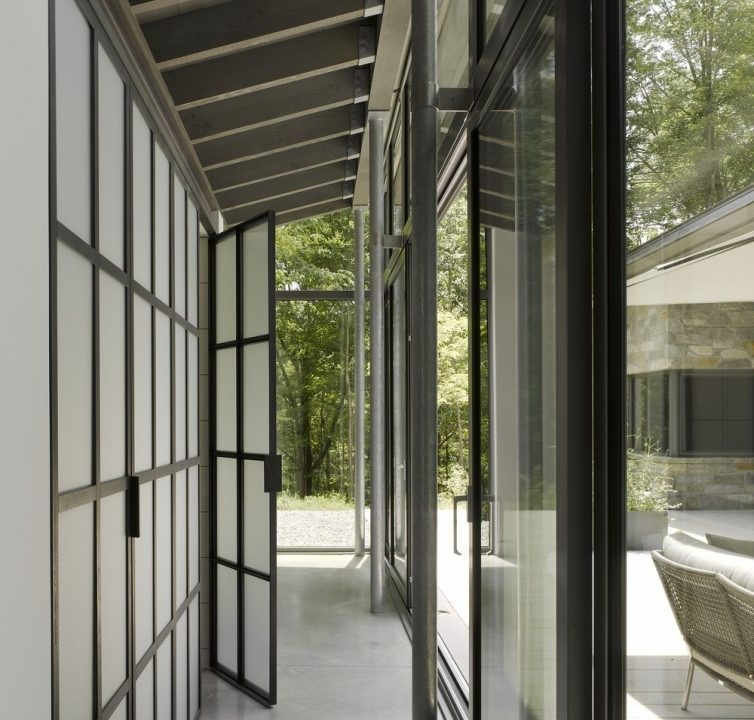 Casa Bromont_Arquitectura_Canadá5