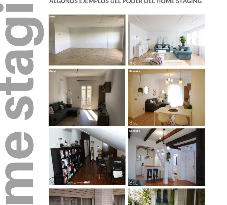 Carta presentacion home staging F&A