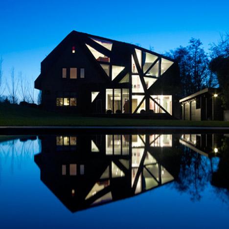 Villa Rotterdam_Arquitectura_Holanda 1