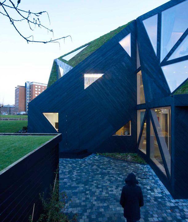 Villa Rotterdam_Arquitectura_Holanda