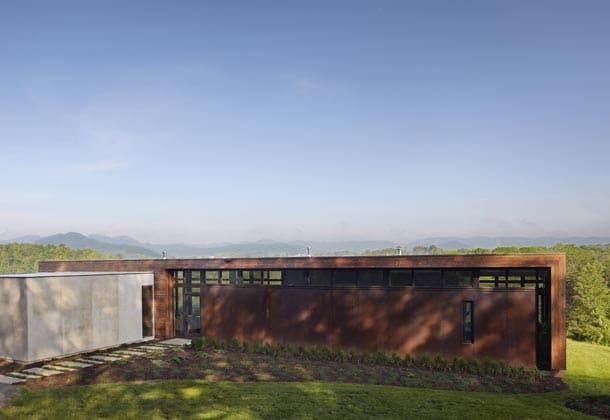 SPG Arquitectos_Arquitectura_ Casa Leicester_EE.UU.