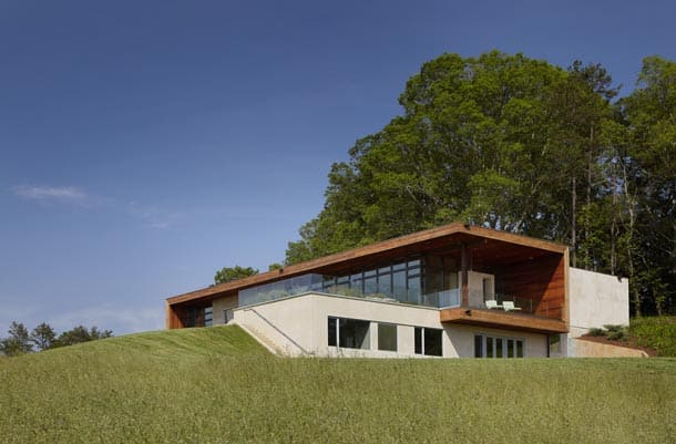 SPG Arquitectos_Arquitectura_ Casa Leicester_EE.UU.6
